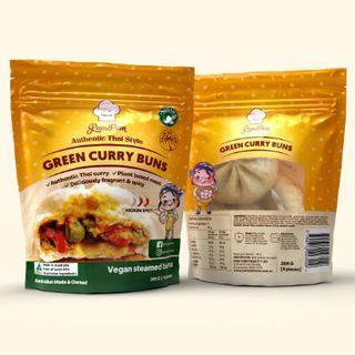 Green Curry Buns 260g