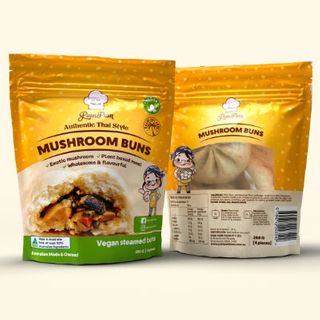 Mushroom Buns 260g