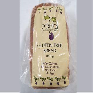 Seed Gluten Free Bread 850g (FROZEN)