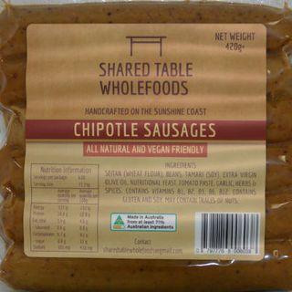 Vegan Sausages - Chipotle (6pk) 420g