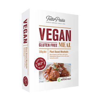 Tutto Gf Vegan Meatballs 300Gx6