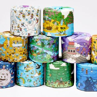 Toilet Rolls Limited Edition x 48