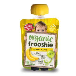 Organic Frooshie - Apple Banana 90g x 6