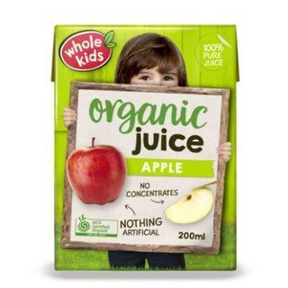 Organic Apple Juice 200ml x 24