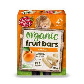 Organic Apricot Bar 6PK Multipack 100g
