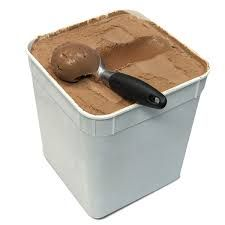 ICE CREAM CHOCOLATE 5LT TRAYS COUNTRY VALUE