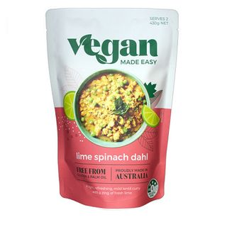 DAHL Lime & Spinach 430g