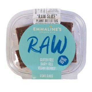 Raw Peanut Butter Slice 150Gx8