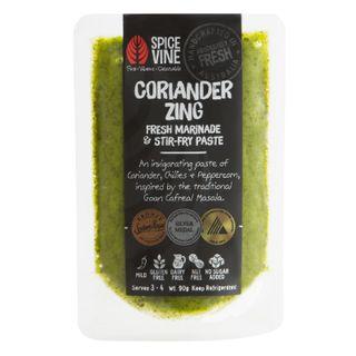 Coriander Zing Marinade / Stir-Fry Paste 90g