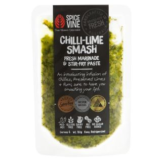 Chilli-Lime Smash Marinade / Stir-Fry Paste 90g