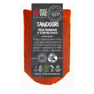 Tandoori Marinade / Stir-Fry Paste 90g