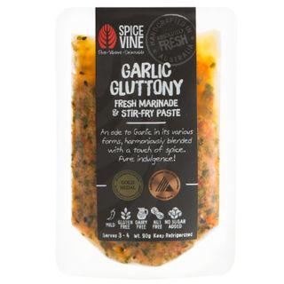 Garlic Gluttony Marinade / Stir-Fry Paste 90g