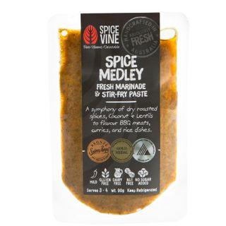 Spice Medley Marinade / Stir-Fry Paste 90g