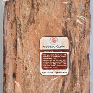 PWF PAPERBARK SHEETS 400G 30X35CM