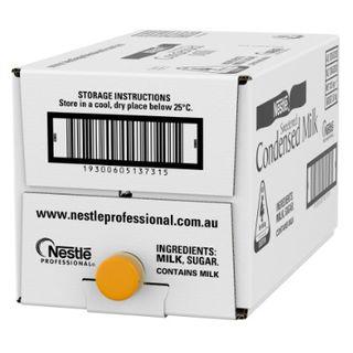 Condensed Milk Sweetened 12.5KG  Nestle