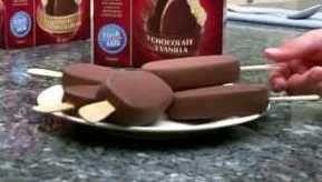 Ice Cream Mini Choc Coated Vanilla 36Gx30 Bulla