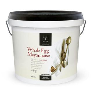 Mayonnaise Whole Egg 10Kg Birch & Waite