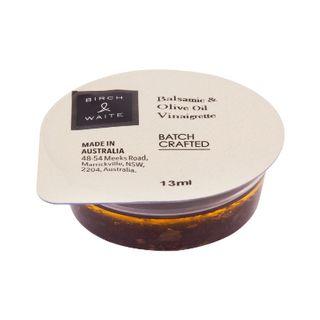 BALSAMIC & OLIVE OIL VINAIGRETTE 270X13ML BIRCH & WAITE