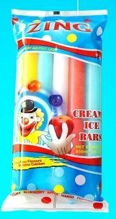 Zing Yoghurt Fruit Ice 120S Ctn