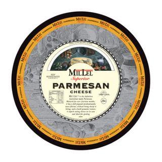 Cheese Parmesan Wheel 10Kg R/W