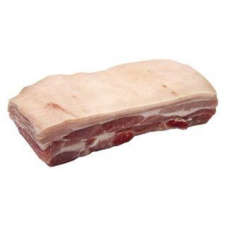 Pork Belly Raw Boneless Rindless 5x(3-4kg) App 15Kg R/W