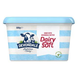Spread Dairy Soft Salted 500g Devondale