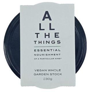 @Allthethings Vegan Garden Stock230Gm X6