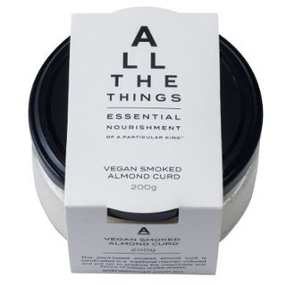 @ALLTHETHINGS VEGAN SMOKED CURD 200GM X6