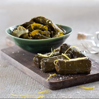 Dolmades Vine Leaves 2Kg Tin Kebia