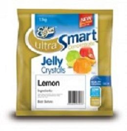 Jelly Crystals Edlyn Lemon Ultra 1.1Kg G/F