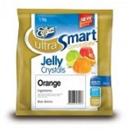 Jelly Crystals Edlyn Orange Ultra 1.1Kg G/F