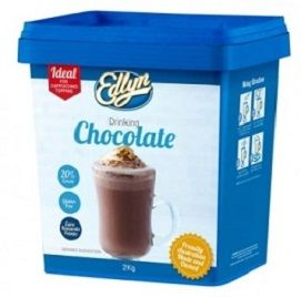 DRINKING CHOCOLATE G/F 2KG