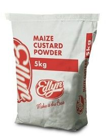 Custard Powder Maize G/F 5Kg