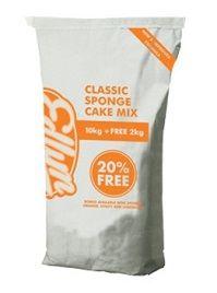 Cake Mix Sponge Classic 12Kg