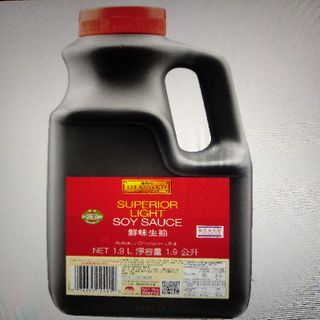 Soy Sauce Light Superior 1.9Lt Lee Kum K