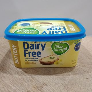 DAIRY FREE BUTTERY SPREAD 500G TABLELAND