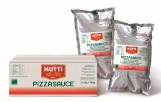 Sauce Pizza Classic Bag/Box 5Kgx2 Mutti