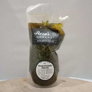 Pesto Traditional Pouch 1Kg Rozas