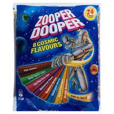 ZOOPER DOOPER 24X70ML