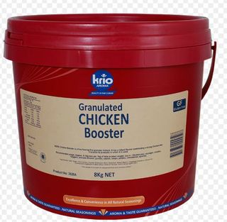 BOOSTER CHICKEN 8KG KRIO KRUSH
