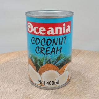 COCONUT CREAM 400ML OCEANIA