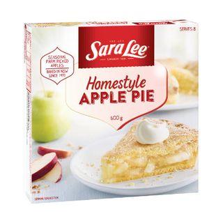Pie Apple 600G X 8 Sara Lee