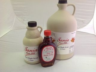 MAPLE SYRUP PURE CANADA'S BEST 1LTR