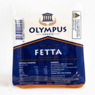 CHEESE FETA 200G