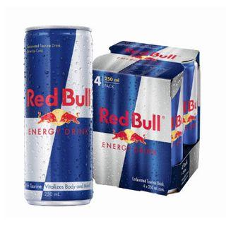 Red Bull 4 Pack 250Ml X 24