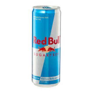 Red Bull Sugar Free 355Ml X 24