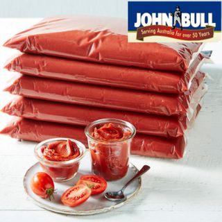 Tomato Paste 5Kgx3 John Bull