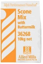 Scone Mix Buttermilk 10Kg