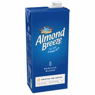 Barista Blend Almond Milk 1Lt Almond Breeze