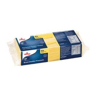 CHEESE SLICES PROCESSED ANCHOR 1.04KG